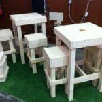 Tipi spirit wooden Mobilier